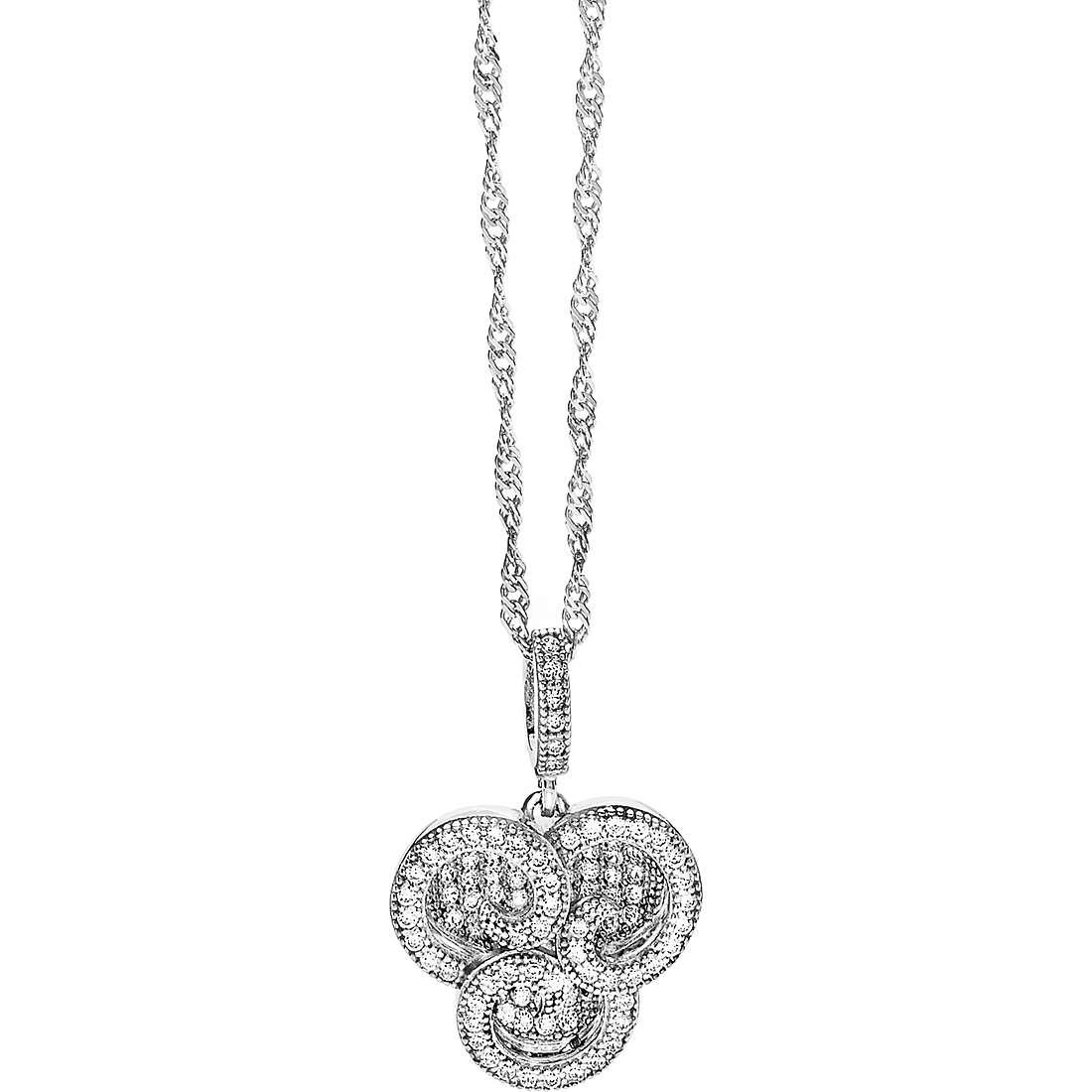collana donna gioielli Ambrosia AAG 091