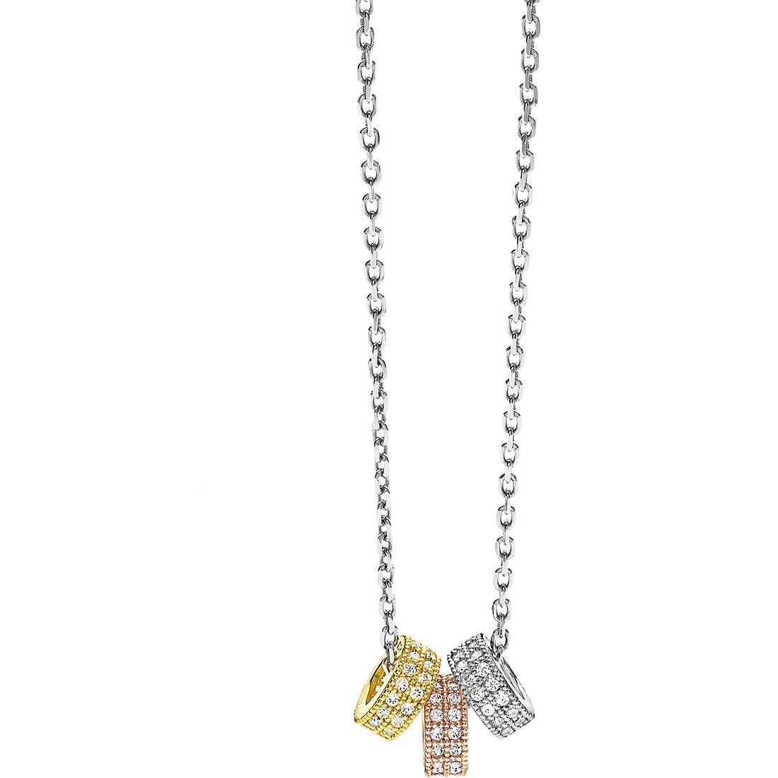 collana donna gioielli Ambrosia AAG 098