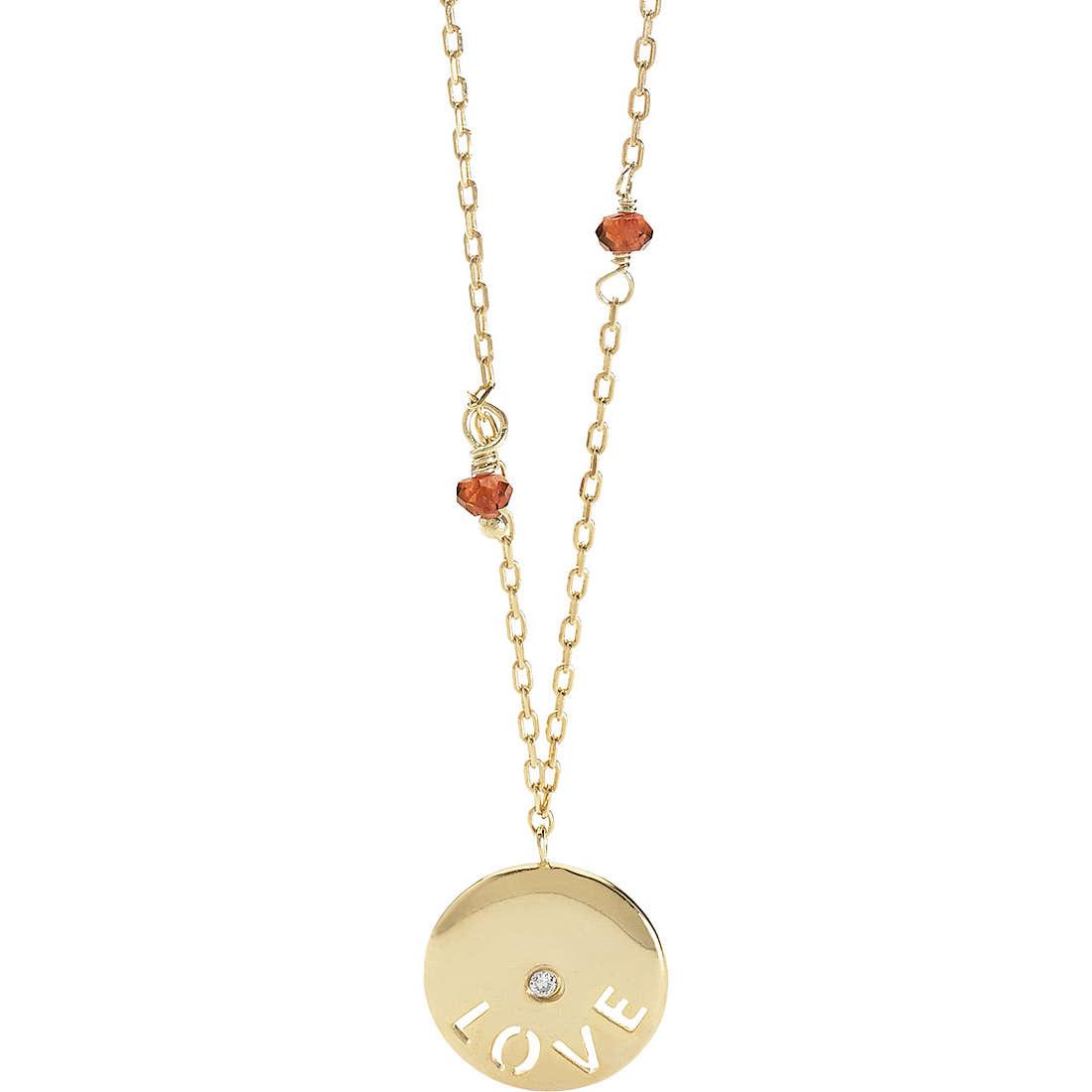 collana donna gioielli Ambrosia AAG 136