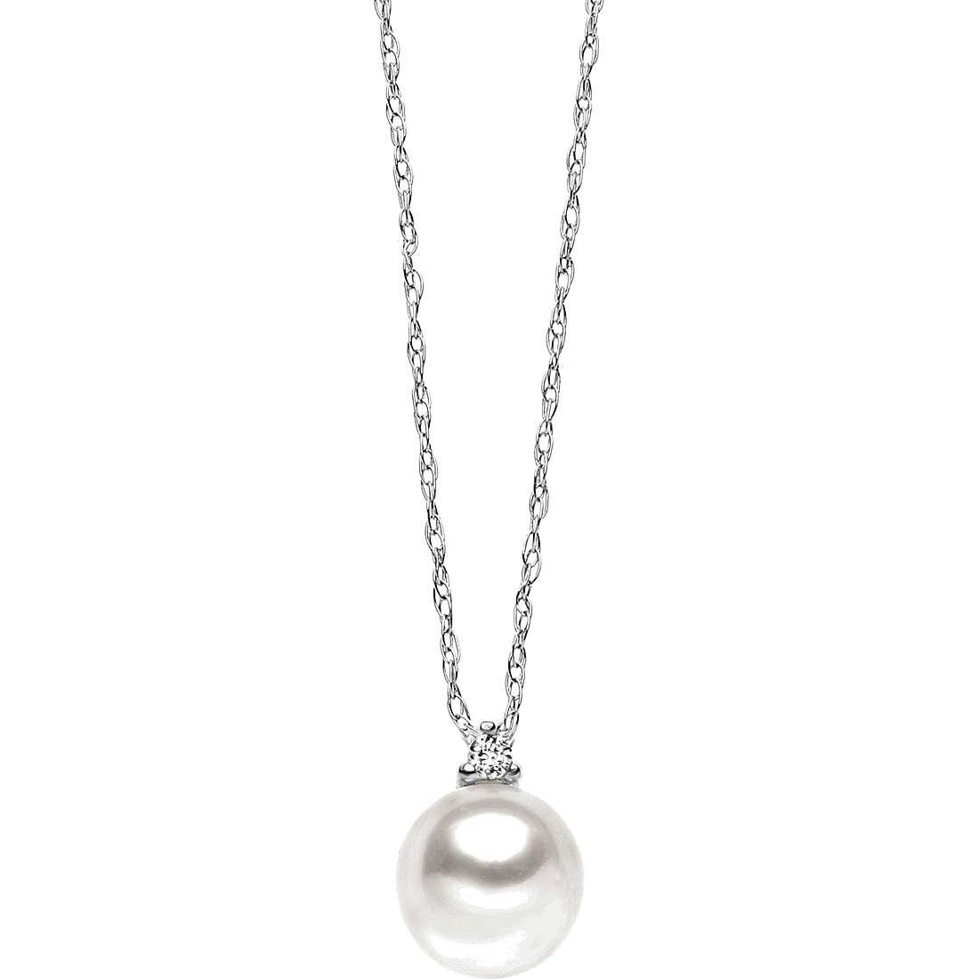 collana donna gioielli Ambrosia AGP 051