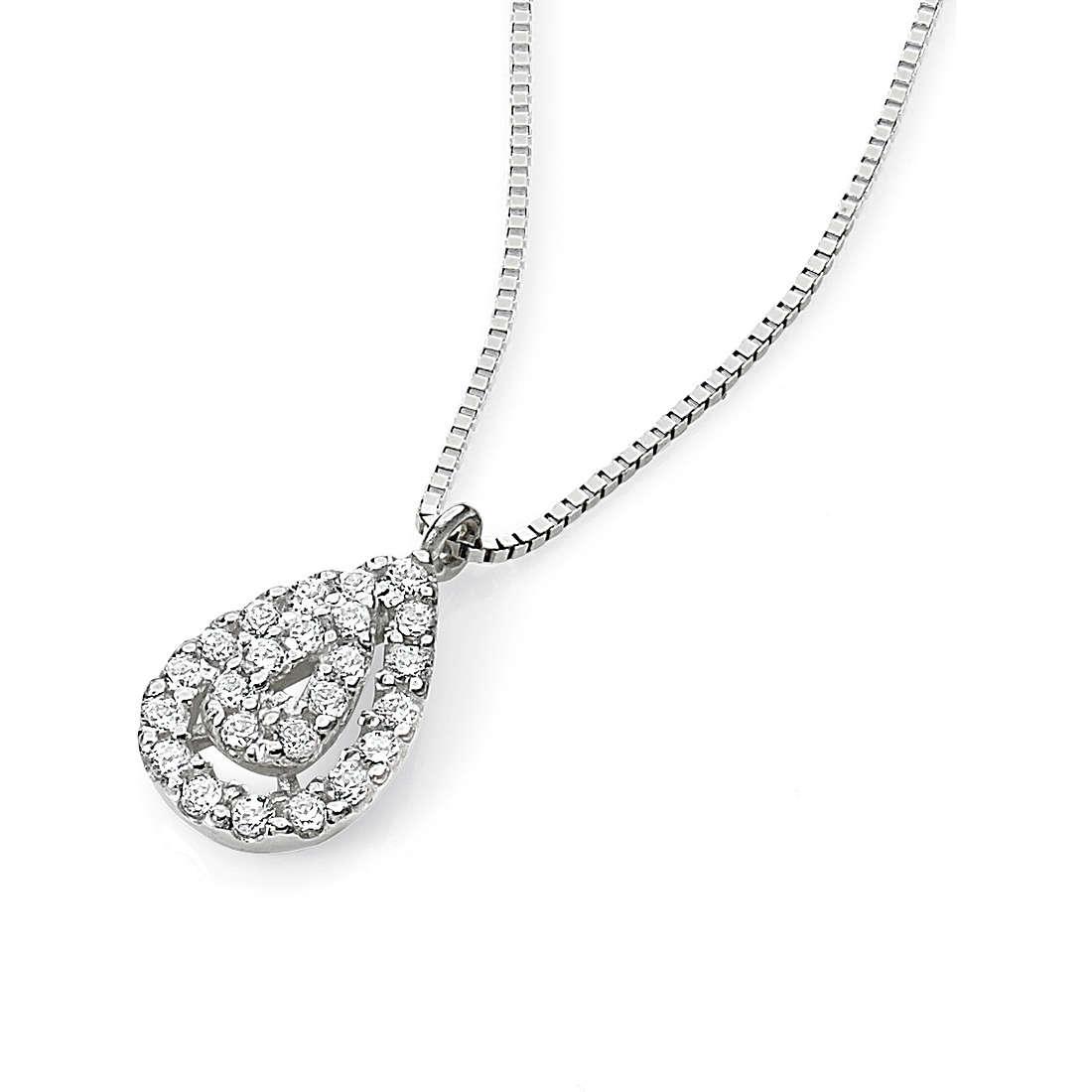 collana donna gioielli Ambrosia AGZ 072