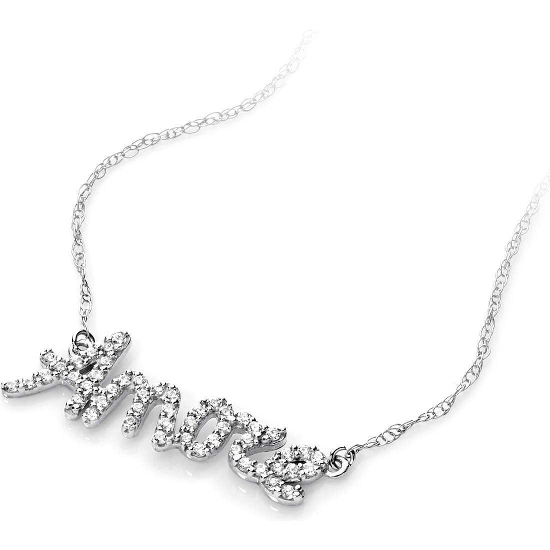 collana donna gioielli Ambrosia AGZ 087