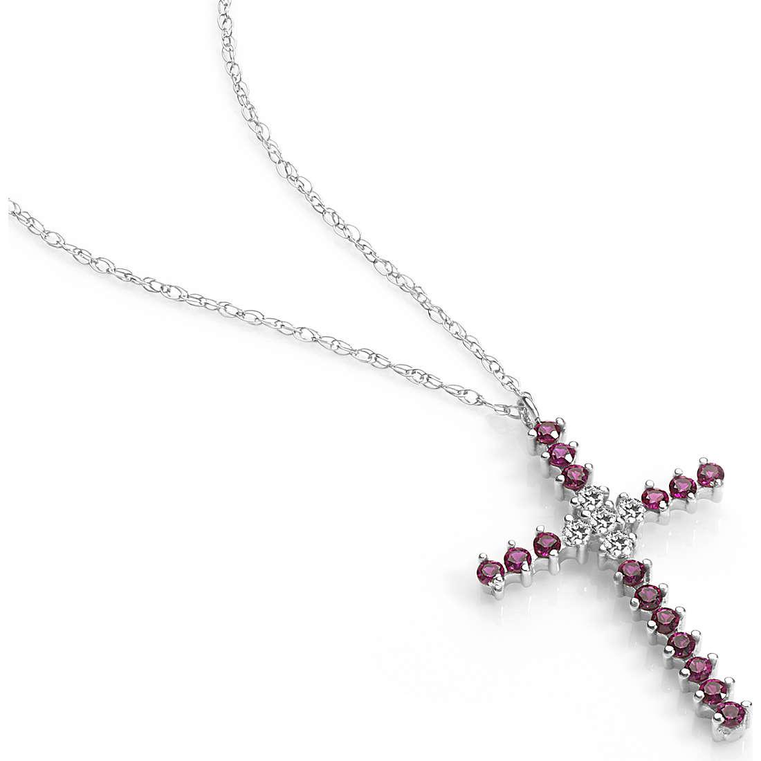 collana donna gioielli Ambrosia AGZ 100
