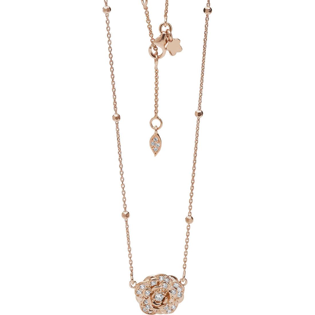 collana donna gioielli Ambrosia Boho AAG 167