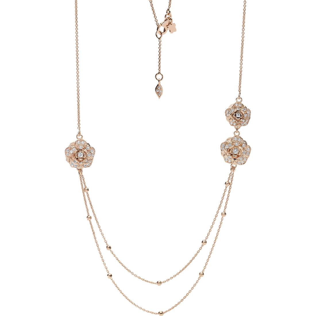 collana donna gioielli Ambrosia Boho AAG 168