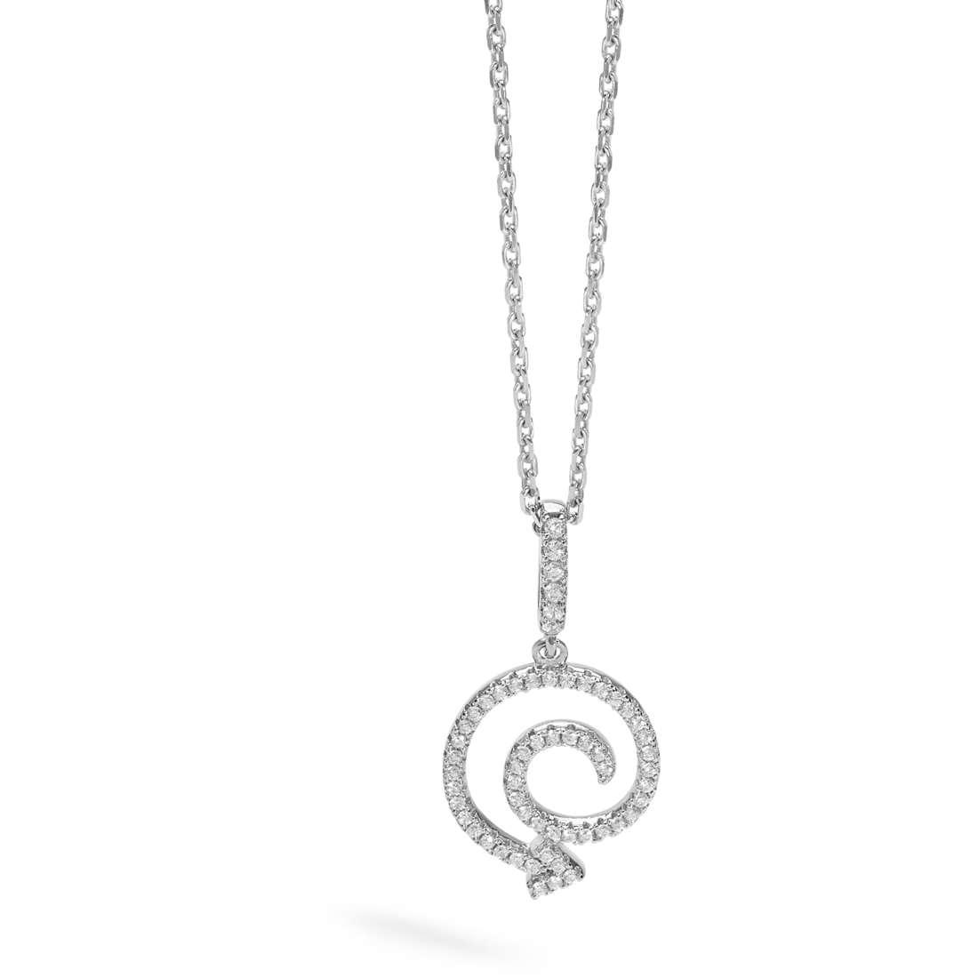 collana donna gioielli Ambrosia Glam Love AAG 179