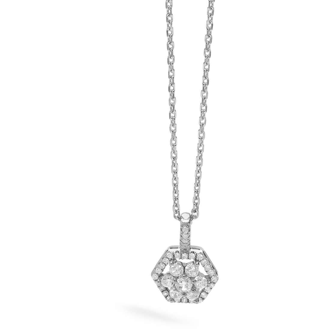 collana donna gioielli Ambrosia Glam Love AAG 181