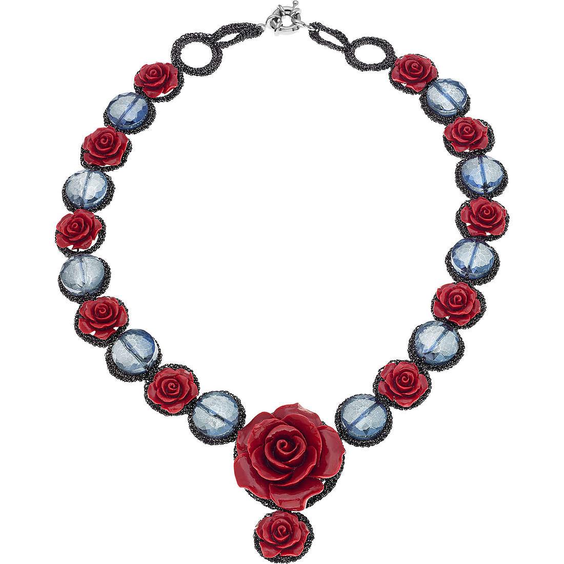 collana donna gioielli Ambrosia Rose ABG 027