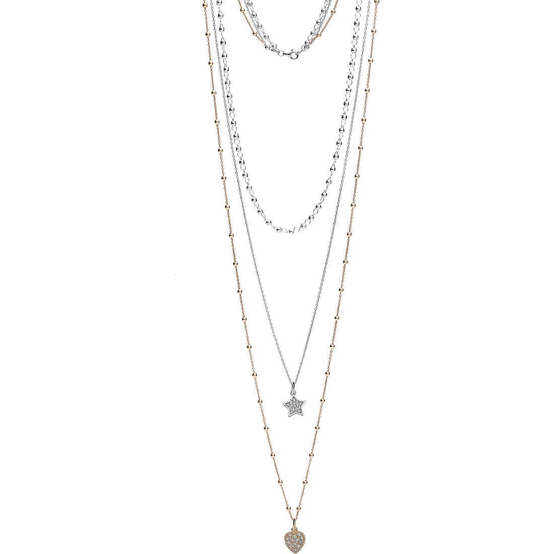 collana donna gioielli Ambrosia Seventies AAG 144