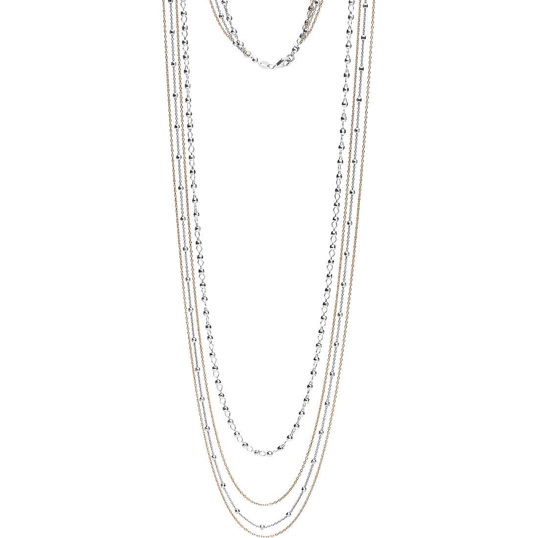 collana donna gioielli Ambrosia Seventies AAG 146