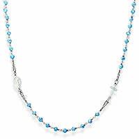 collana donna gioielli Amen Rosari CROBC3