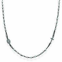 collana donna gioielli Amen Rosari CRONF3