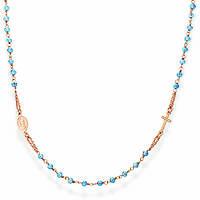 collana donna gioielli Amen Rosari CRORC3