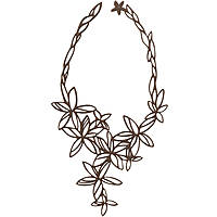 collana donna gioielli Batucada Hawaii BTC4-01-01-01MA