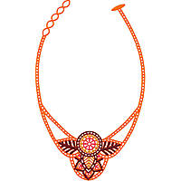 collana donna gioielli Batucada Indian BTC15-09-01-03OR