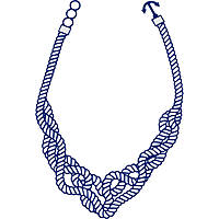 collana donna gioielli Batucada Marina BTC15-10-01-01BL