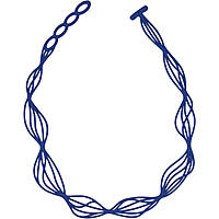 collana donna gioielli Batucada Waves BTC16-09-01-03BL
