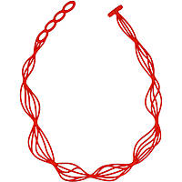 collana donna gioielli Batucada Waves BTC16-09-01-03RO