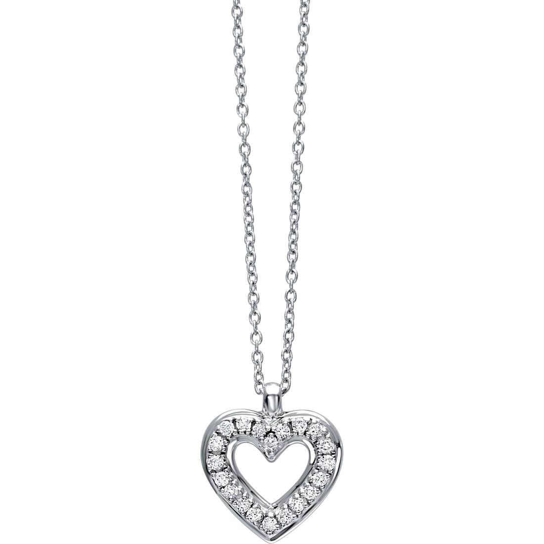 collana donna gioielli Bliss Cupido 20060574