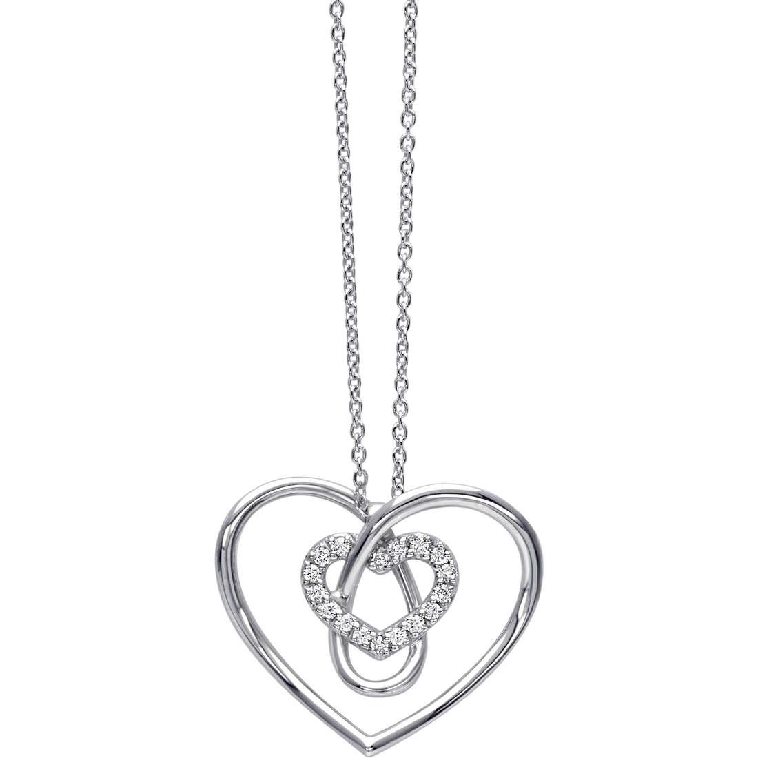 collana donna gioielli Bliss Cupido 20060576