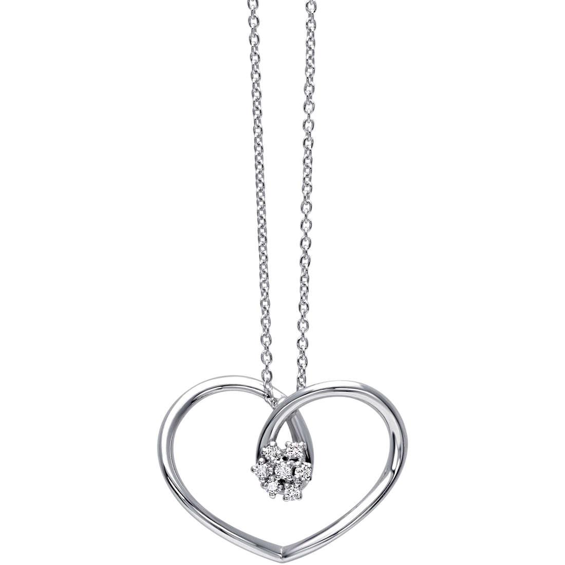 collana donna gioielli Bliss Cupido 20060578