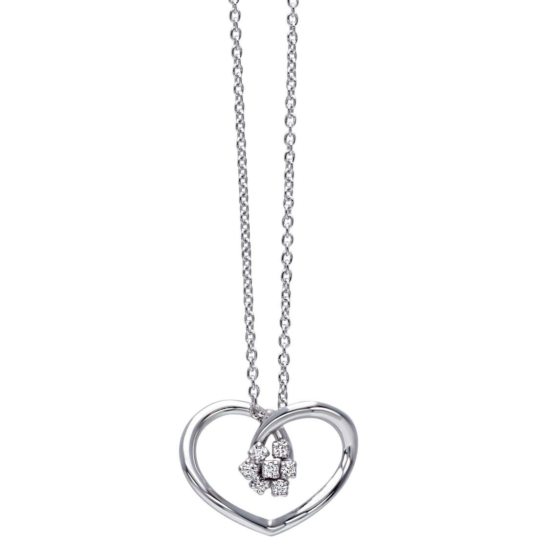 collana donna gioielli Bliss Cupido 20060579