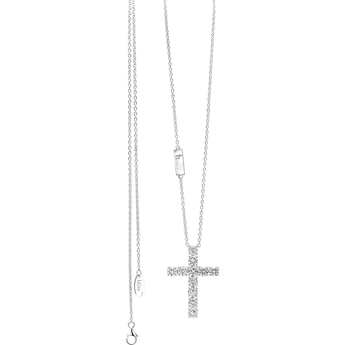 collana donna gioielli Bliss Material Girl 20056743