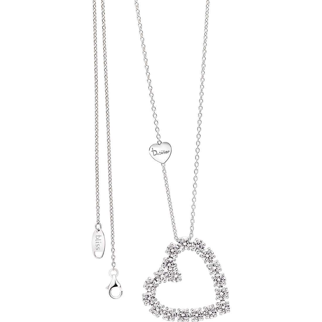 collana donna gioielli Bliss Material Girl 20056749