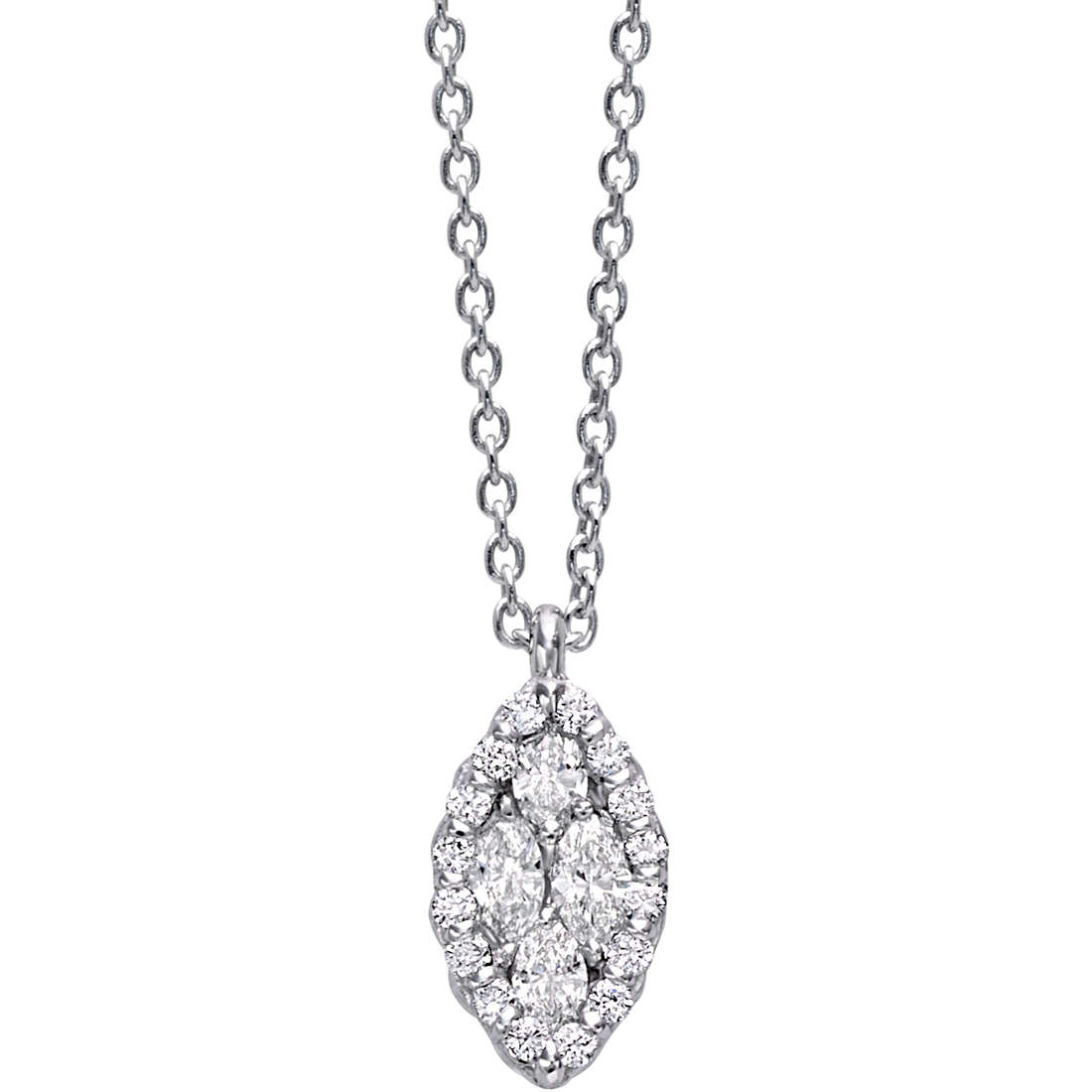 collana donna gioielli Bliss Prestige Selection 20069575