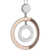 collana donna gioielli Boccadamo Magic Circle XGR250