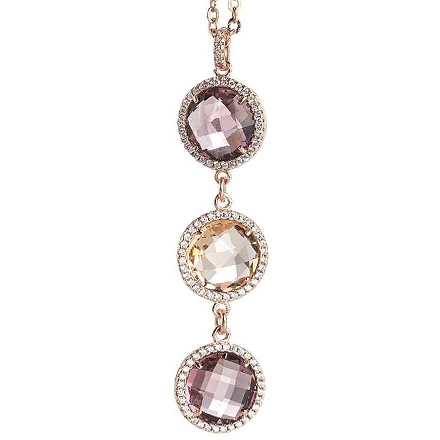 intera collezione personalizzate amazon collana donna gioielli Boccadamo Sharada XGR261RS