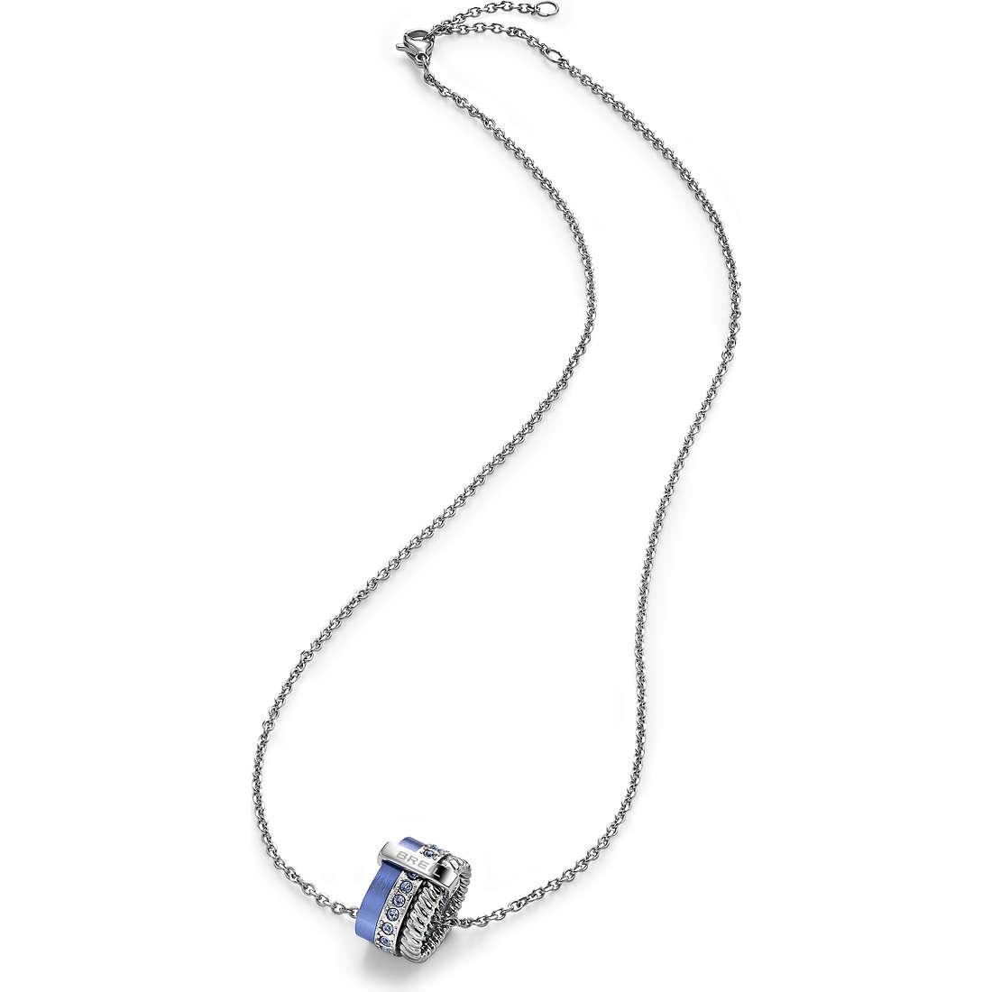 collana donna gioielli Breil Breilogy Torsion TJ1732