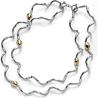 collana donna gioielli Breil Flowing TJ1574