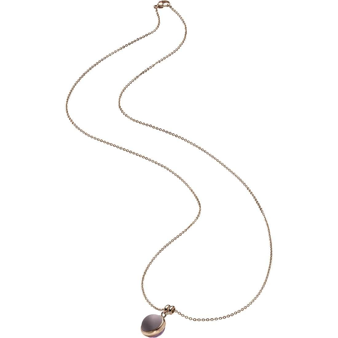 collana donna gioielli Breil Glassy TJ1738