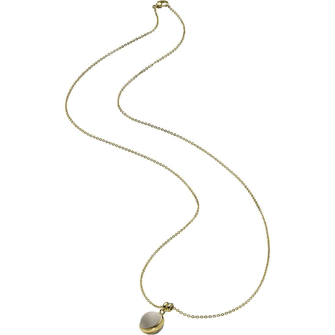 collana donna gioielli Breil Glassy TJ1741