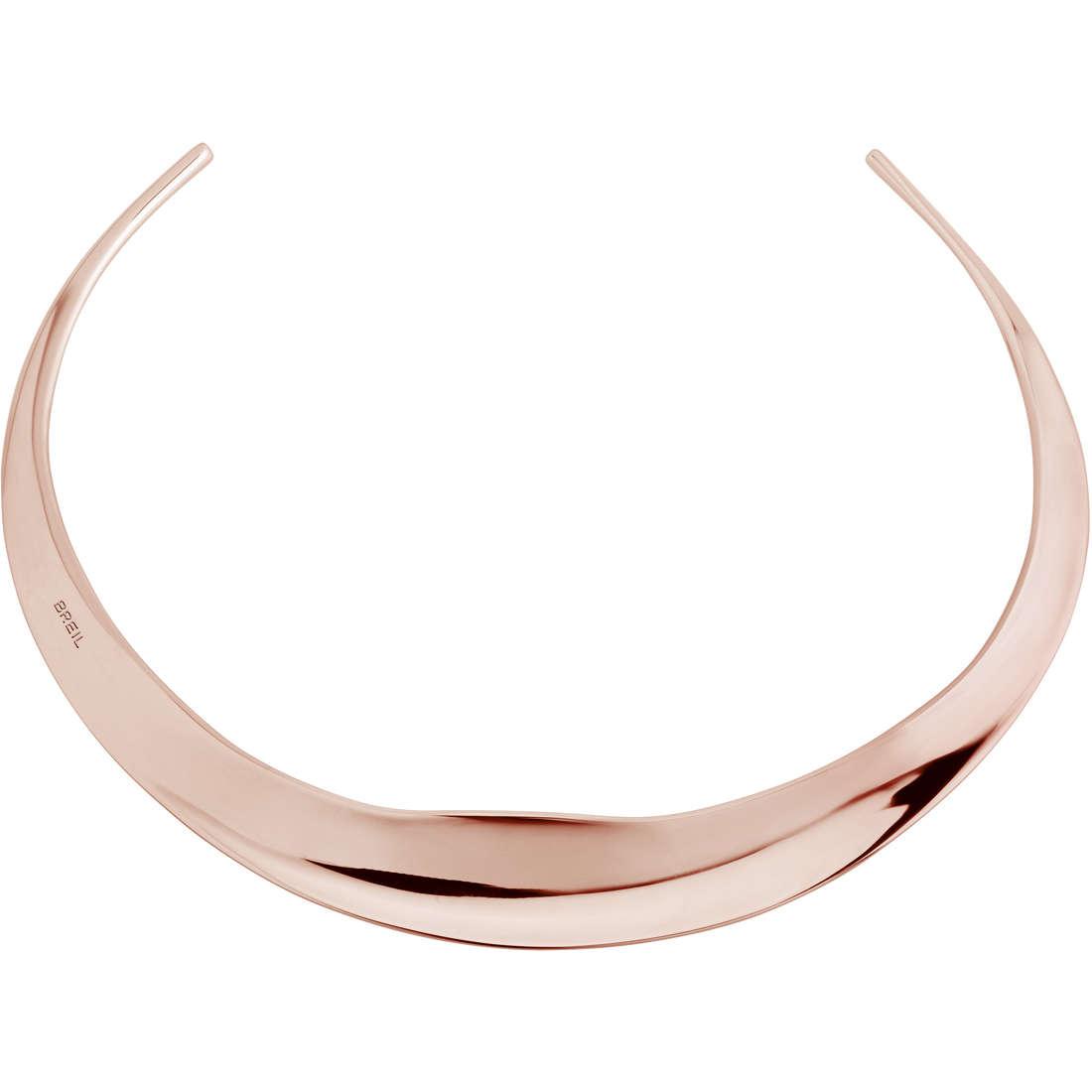 collana donna gioielli Breil Liquid TJ1876
