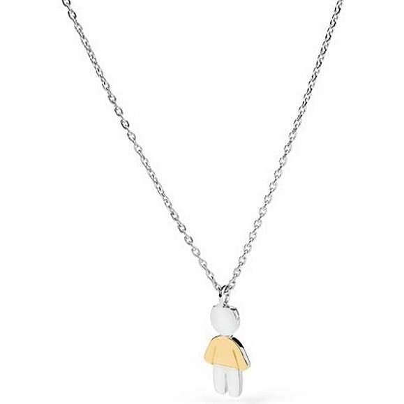collana donna gioielli Brosway Mini BNI01