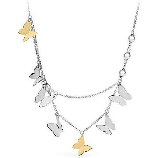 collana donna gioielli Brosway Papillon BPP03