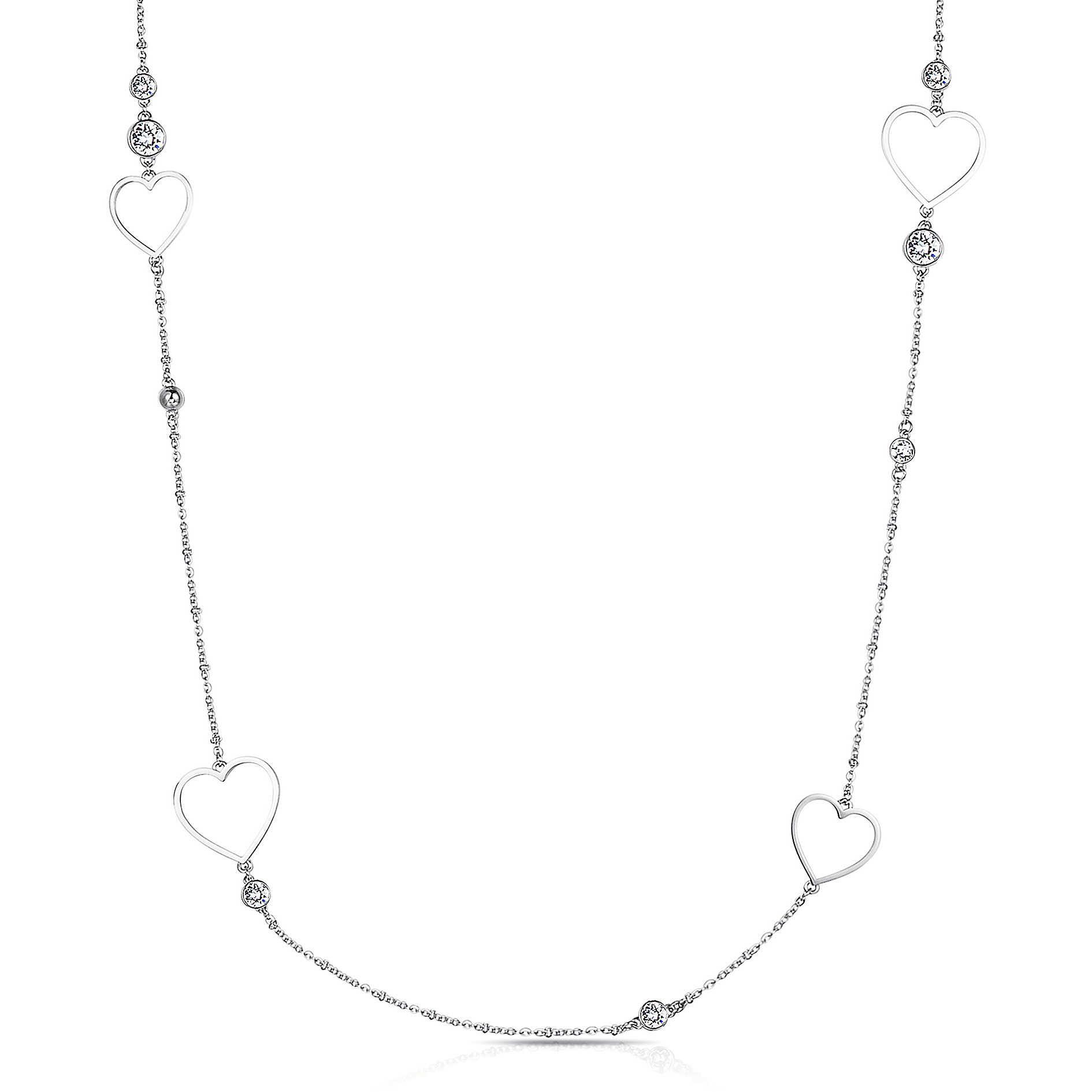 vasta selezione di da8b7 f1714 collana donna gioielli Brosway Sight BGH03
