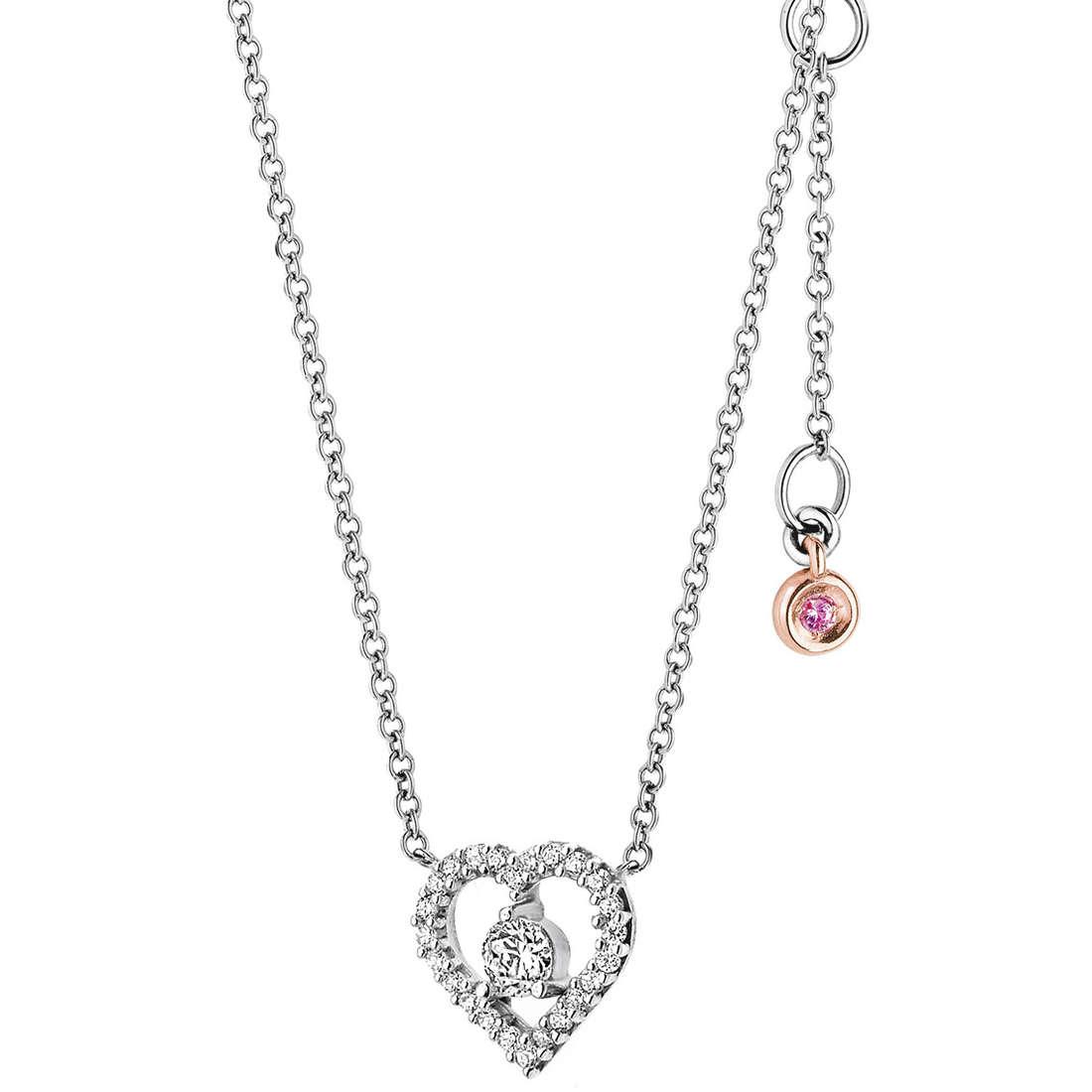 collana donna gioielli Comete Amor Mio GLB 1142