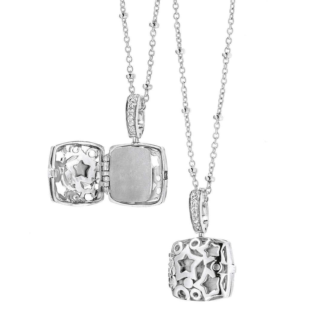 collana donna gioielli Comete Argento 925 GLA 102