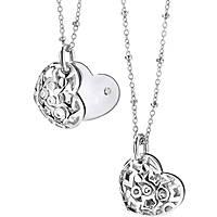 collana donna gioielli Comete Argento 925 GLA 103