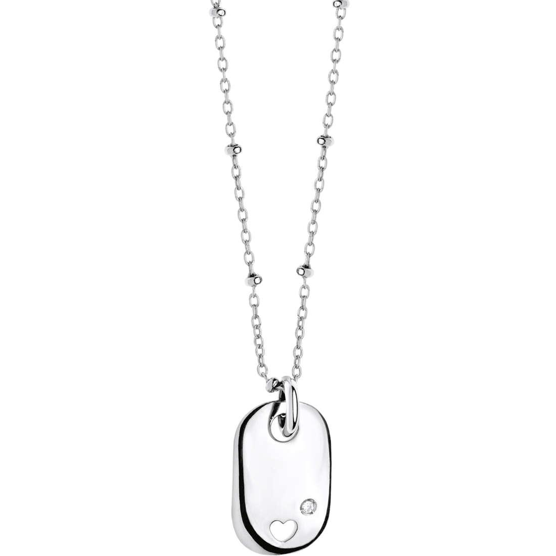 collana donna gioielli Comete Argento 925 GLA 107