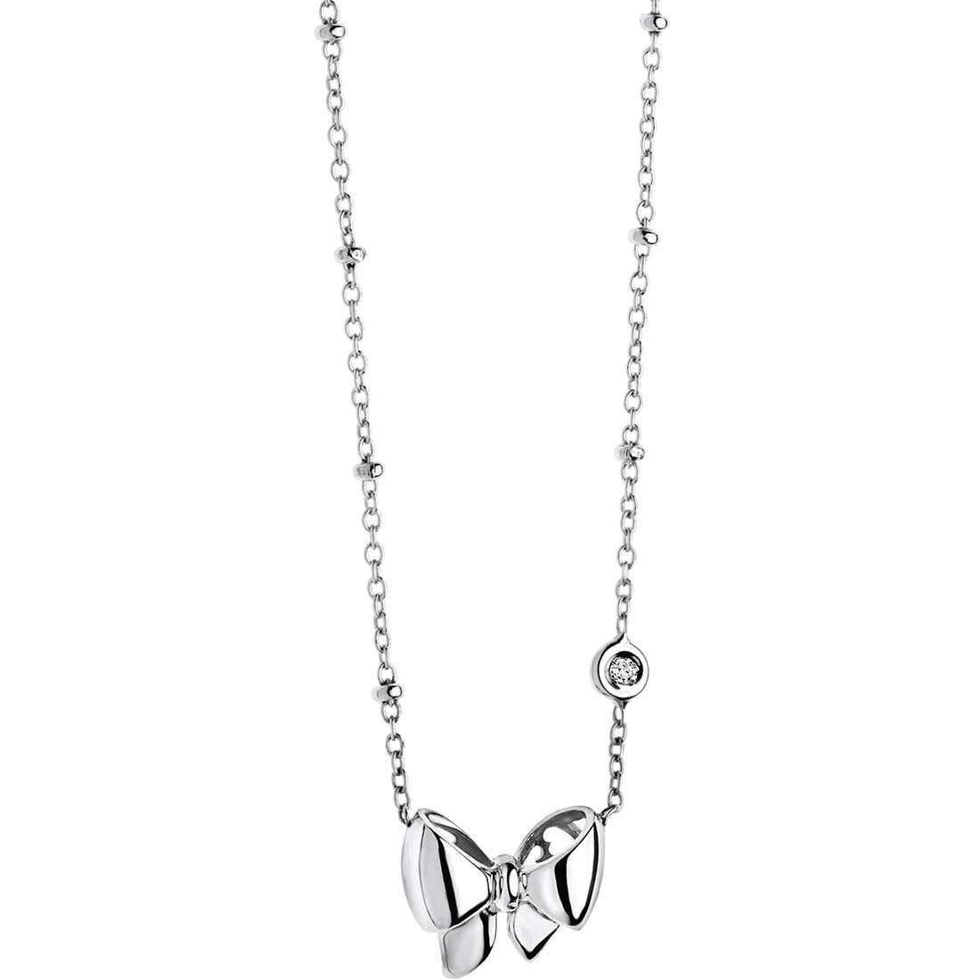 collana donna gioielli Comete Argento 925 GLA 108