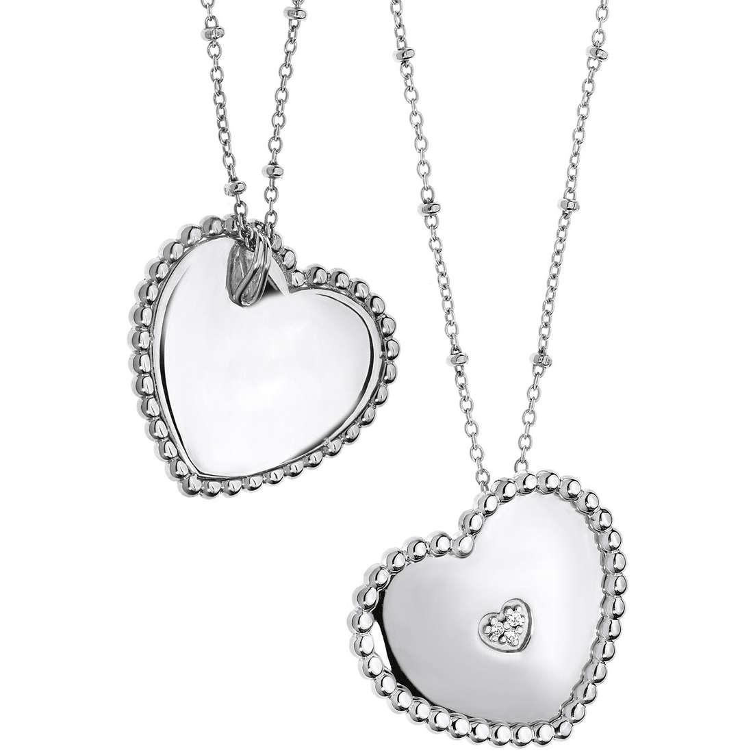 collana donna gioielli Comete Argento 925 GLA 110