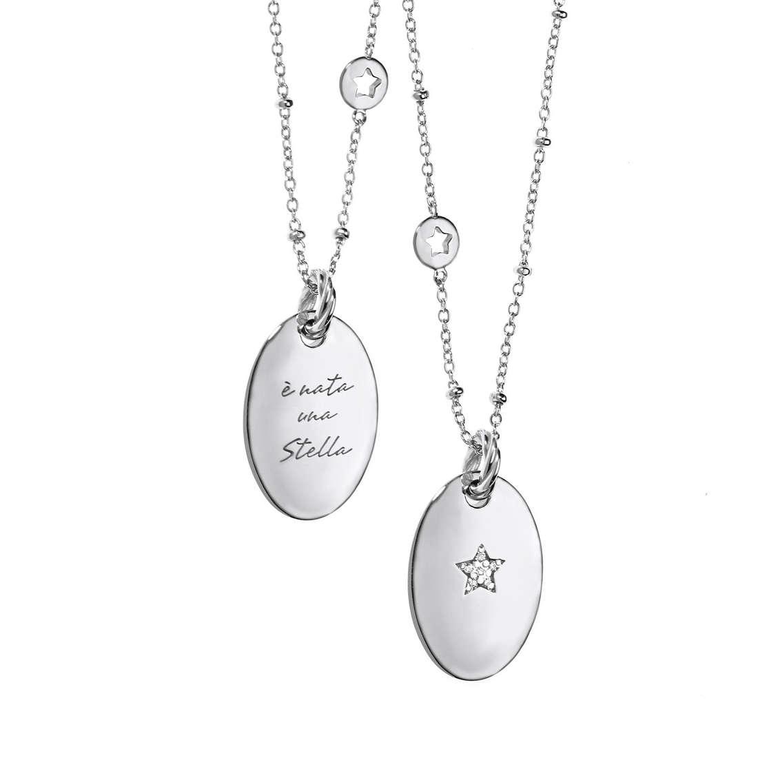 collana donna gioielli Comete Argento 925 GLA 114