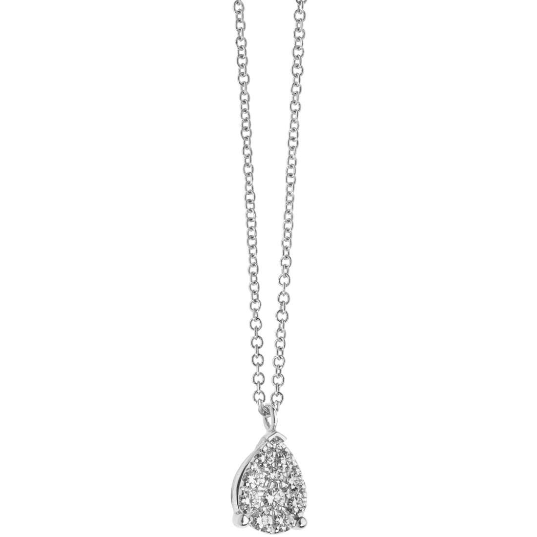 collana donna gioielli Comete Aurora GLB 1306