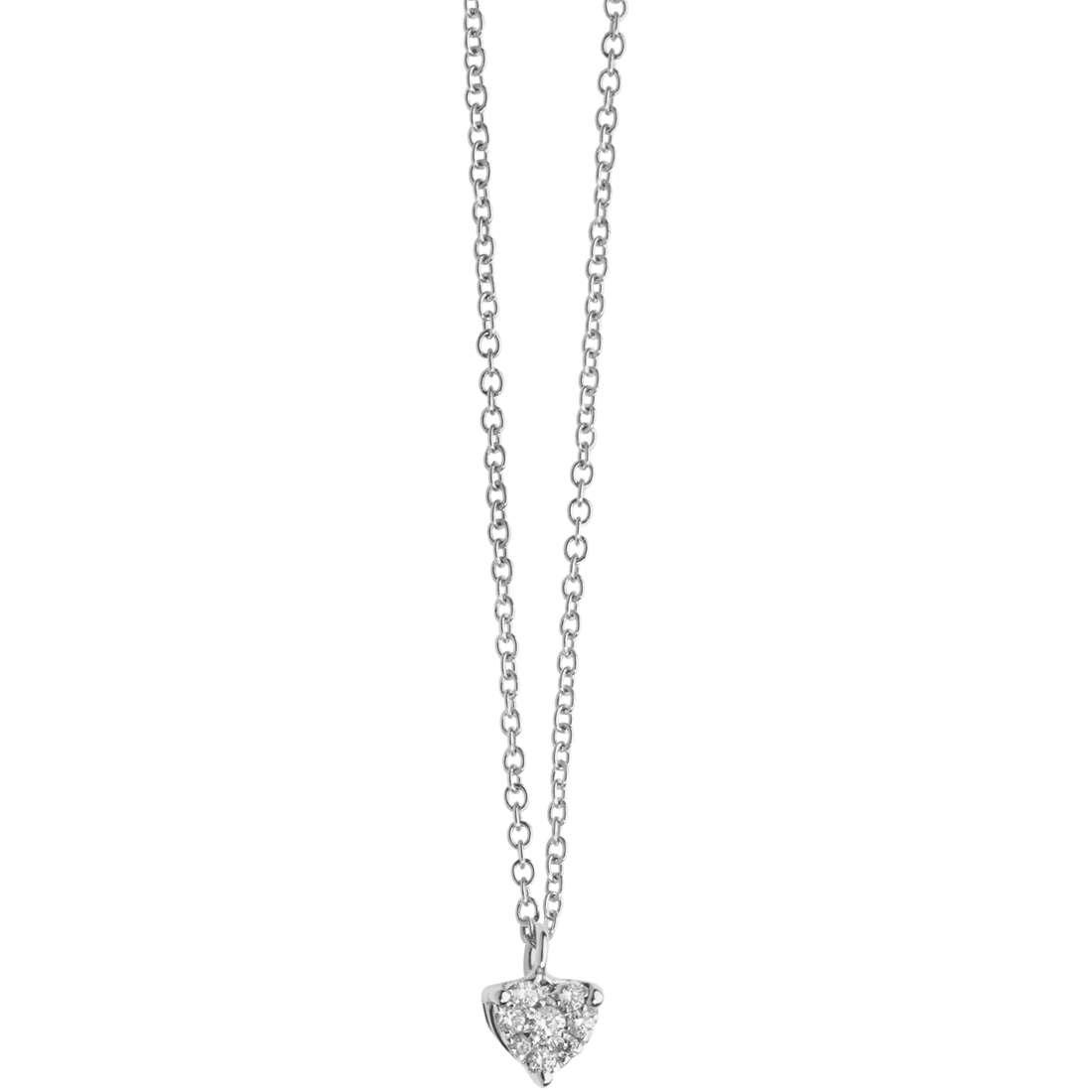 collana donna gioielli Comete Aurora GLB 1307