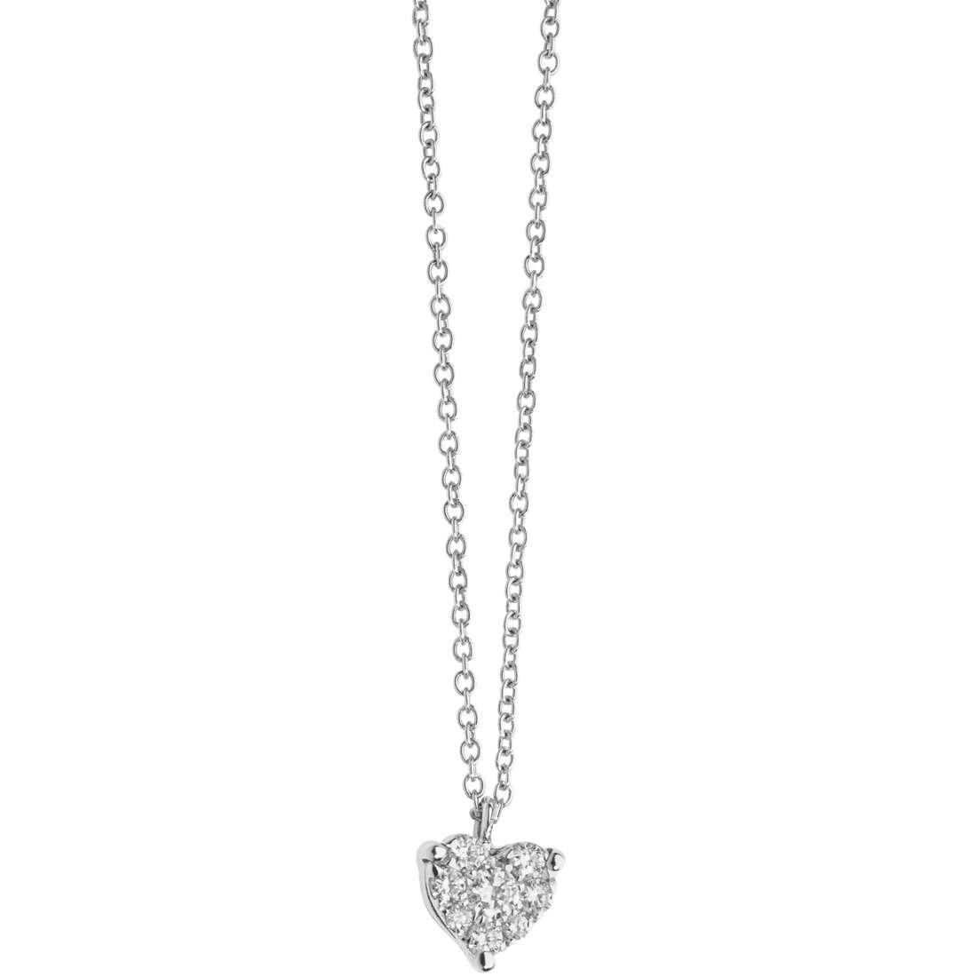 collana donna gioielli Comete Aurora GLB 1308