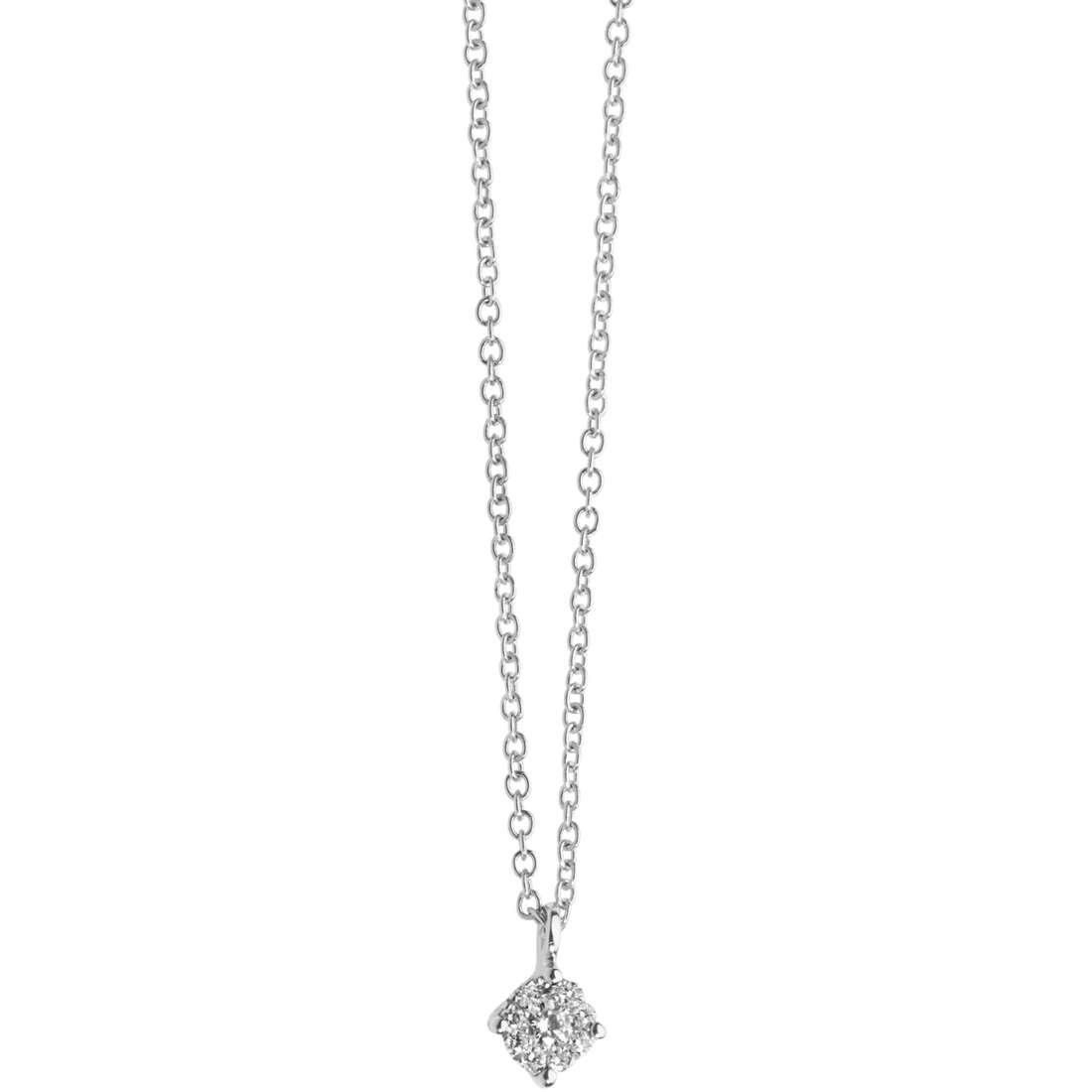 collana donna gioielli Comete Aurora GLB 1309